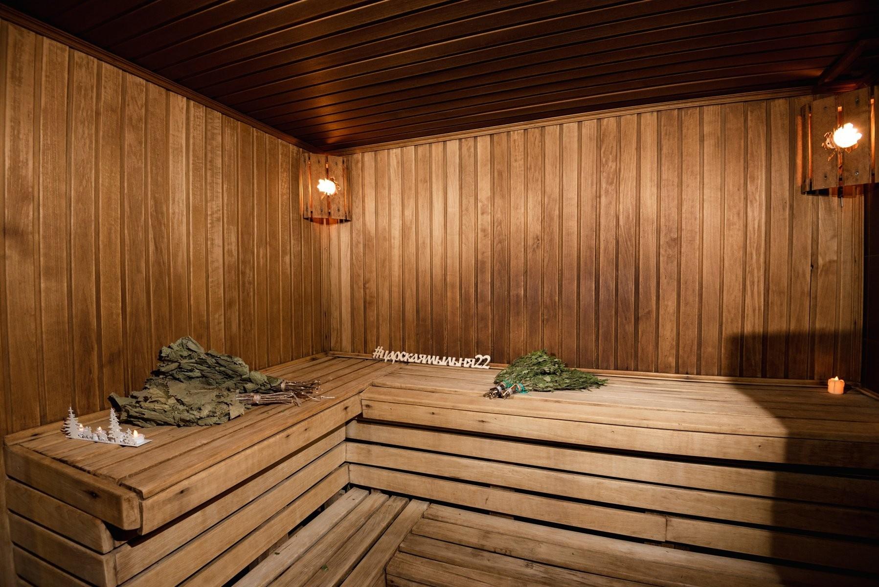 Царская мыльня, банный комплекс - №17