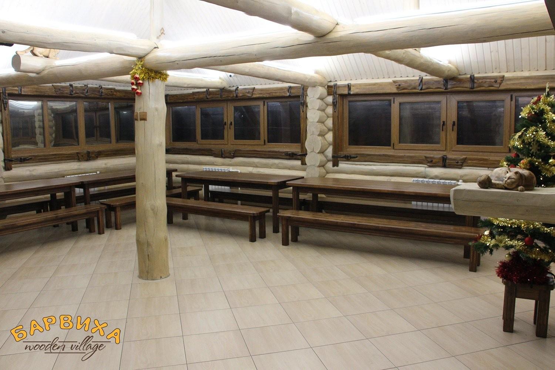 Барвиха, база отдыха - №48