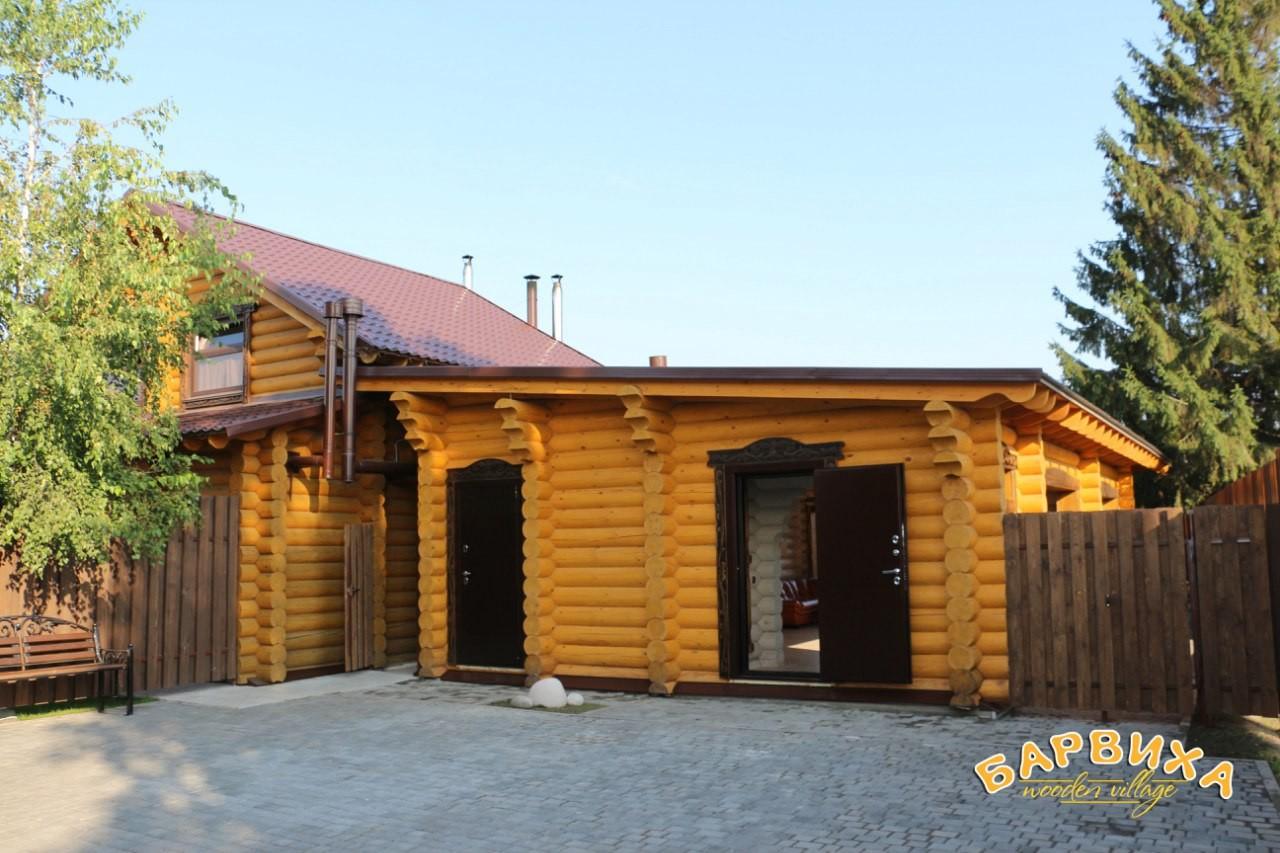 Барвиха, база отдыха - №64
