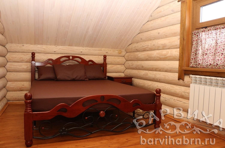 Барвиха, база отдыха - №7