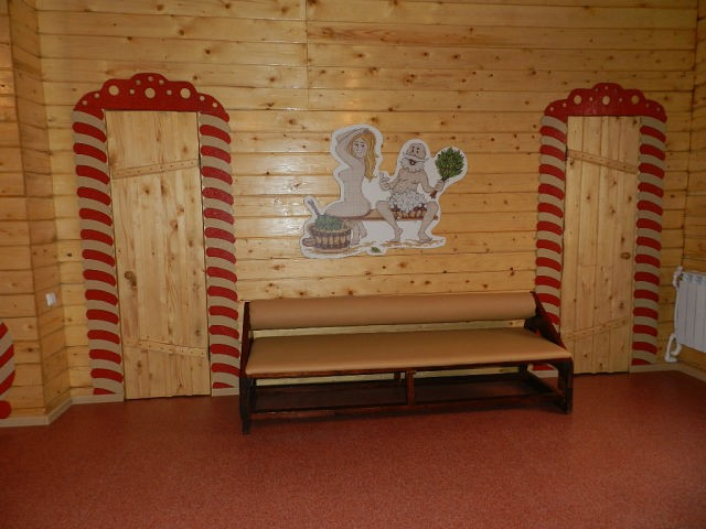 Славянские бани, банный комплекс - №13