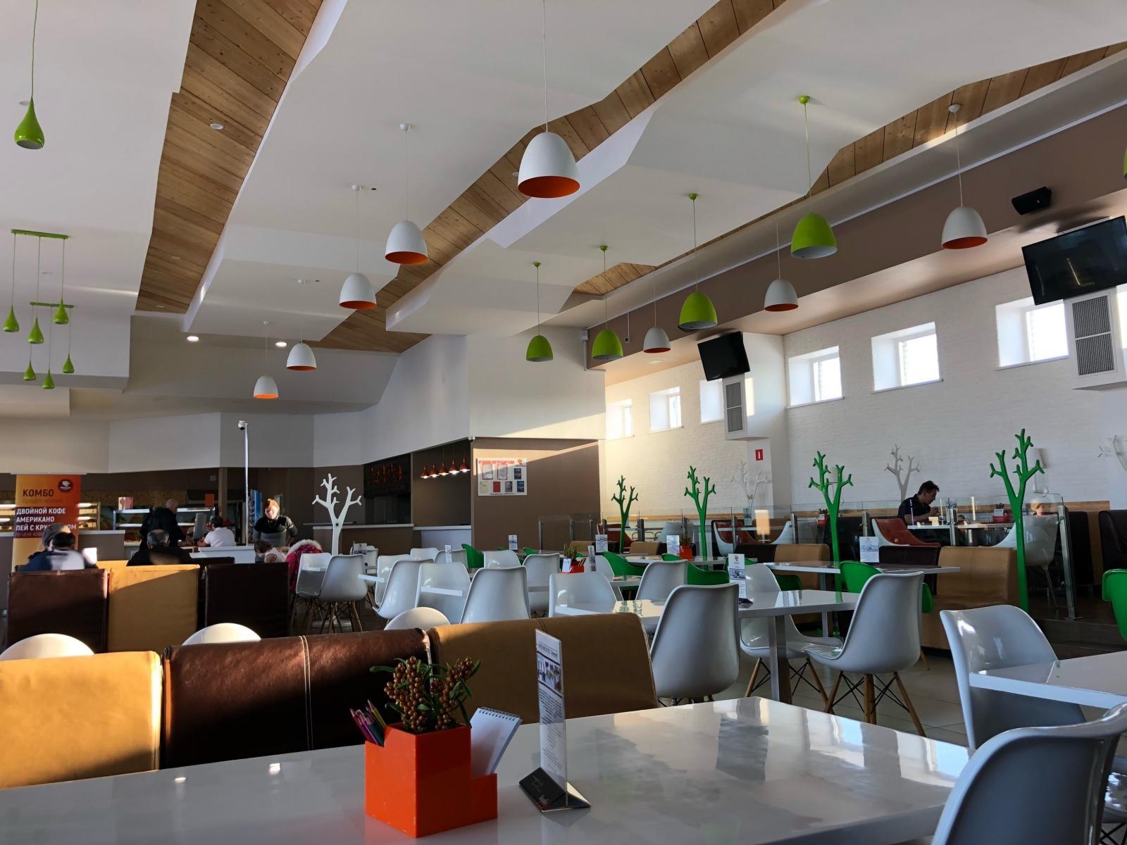 Облепиха, ресторанно-гостиничный комплекс - №13