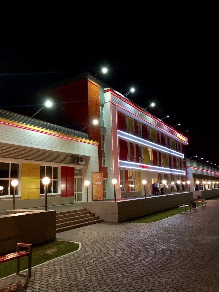 Облепиха, ресторанно-гостиничный комплекс - №15
