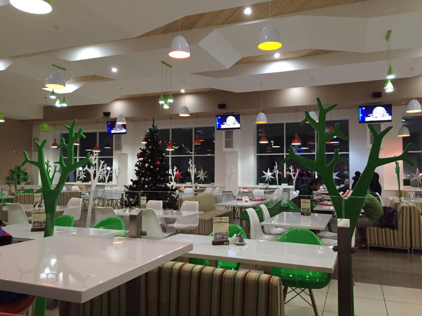 Облепиха, ресторанно-гостиничный комплекс - №33