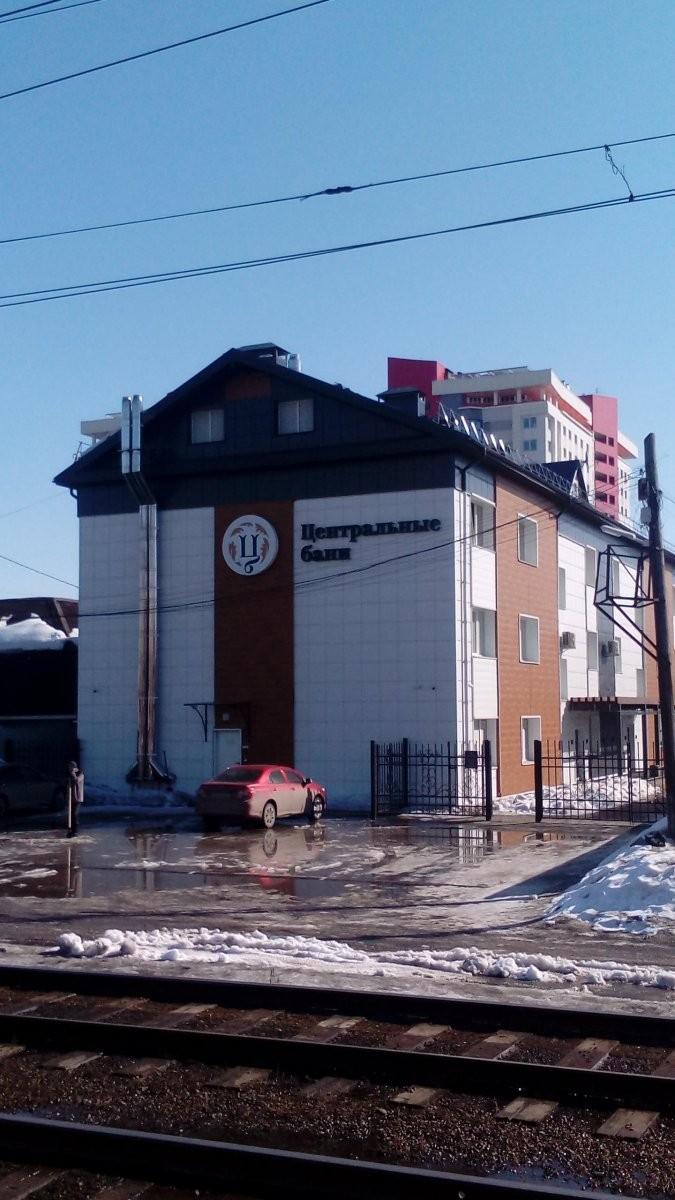 Центральные Бани, комплекс - №21