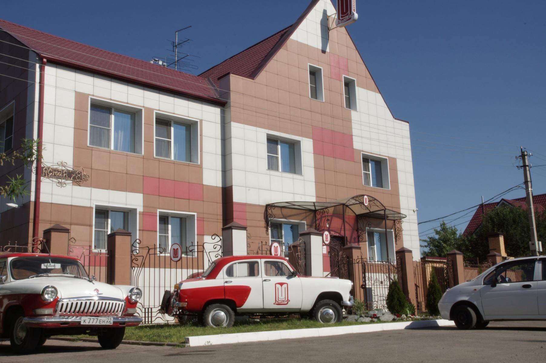Москвич, гостевой дом - №17