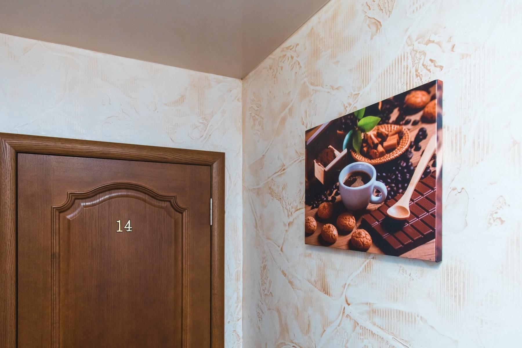 Шоколад, гостиничный комплекс - №14