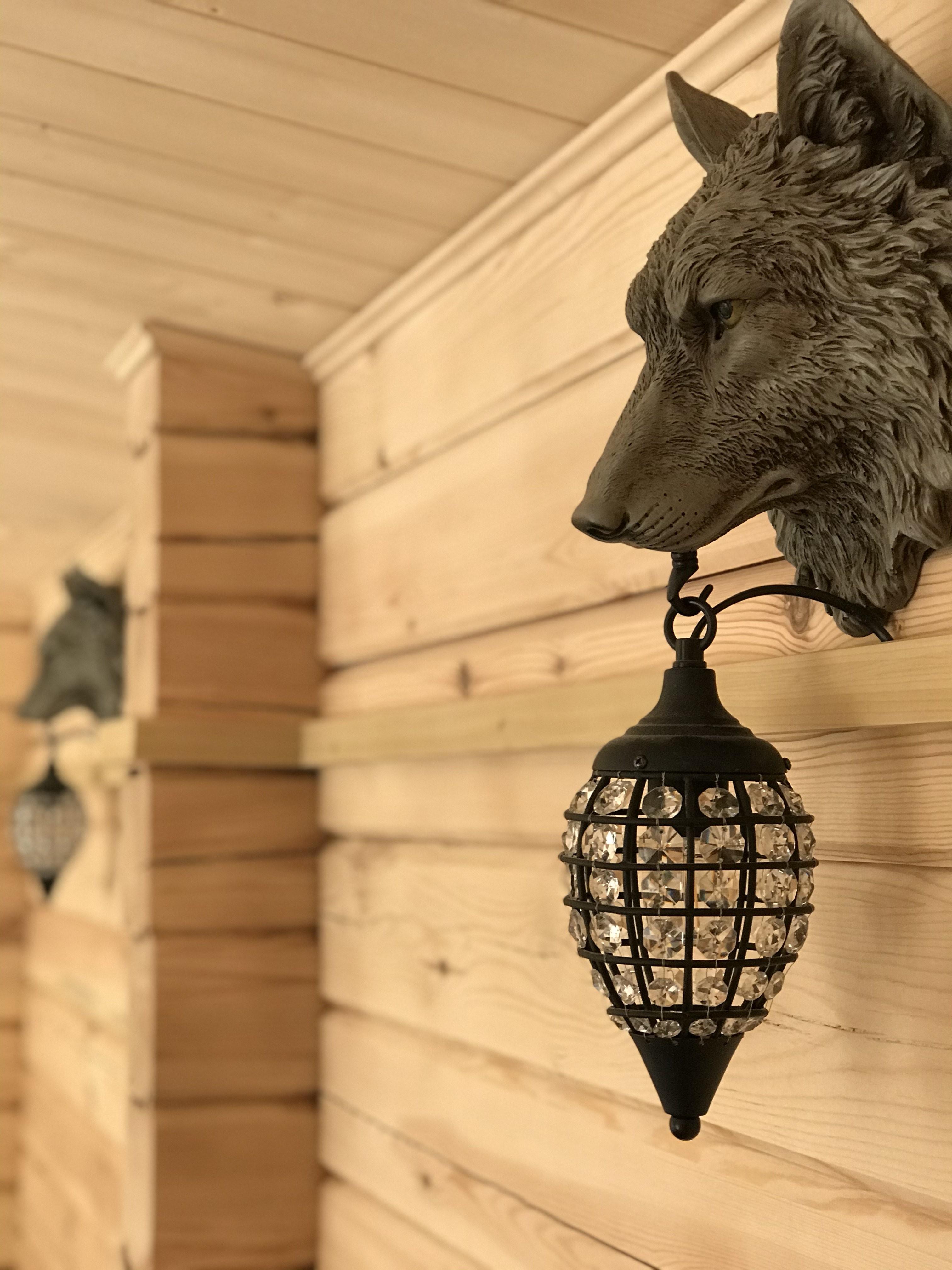 Волки и Ёлки, база отдыха - №4