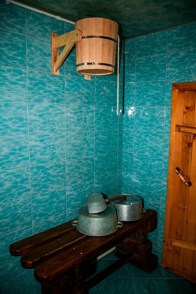 Банный двор, баня - №4