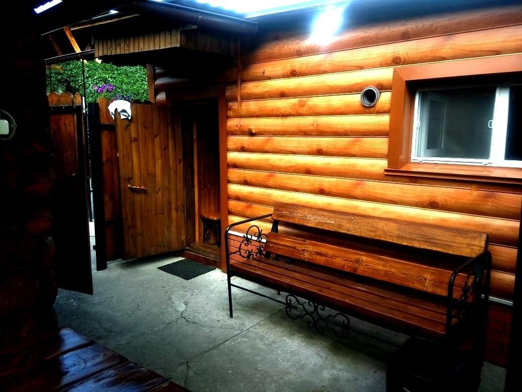 Банный двор, баня - №7