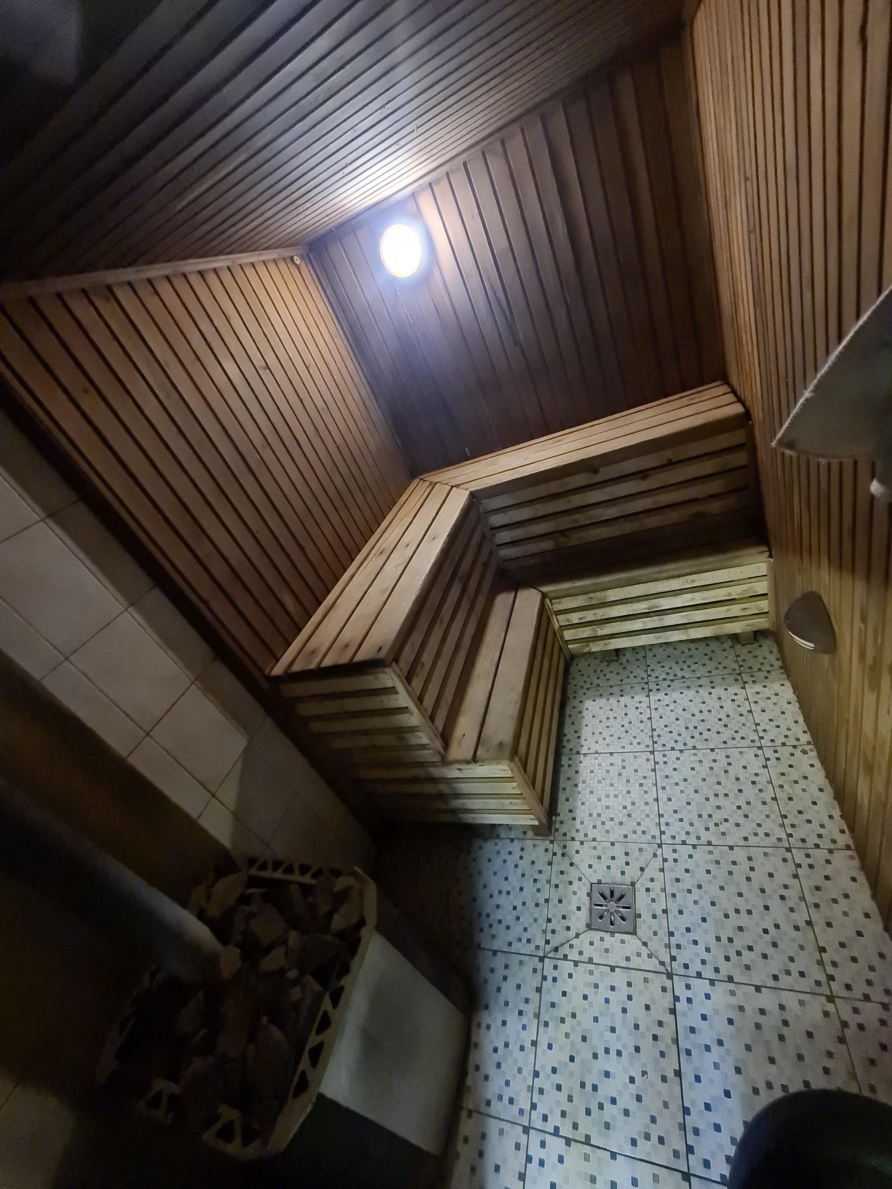 Алтайская Сказка, баня на дровах - №12