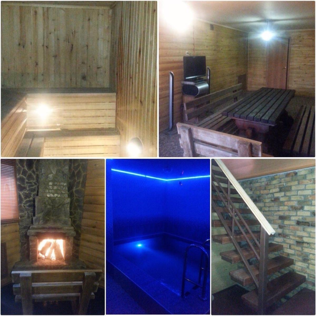 Алтайская Сказка, баня на дровах - №20