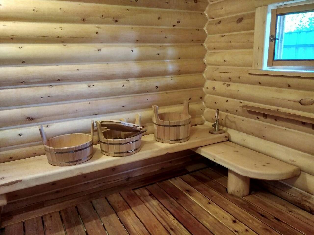 Золотая, баня на дровах - №6