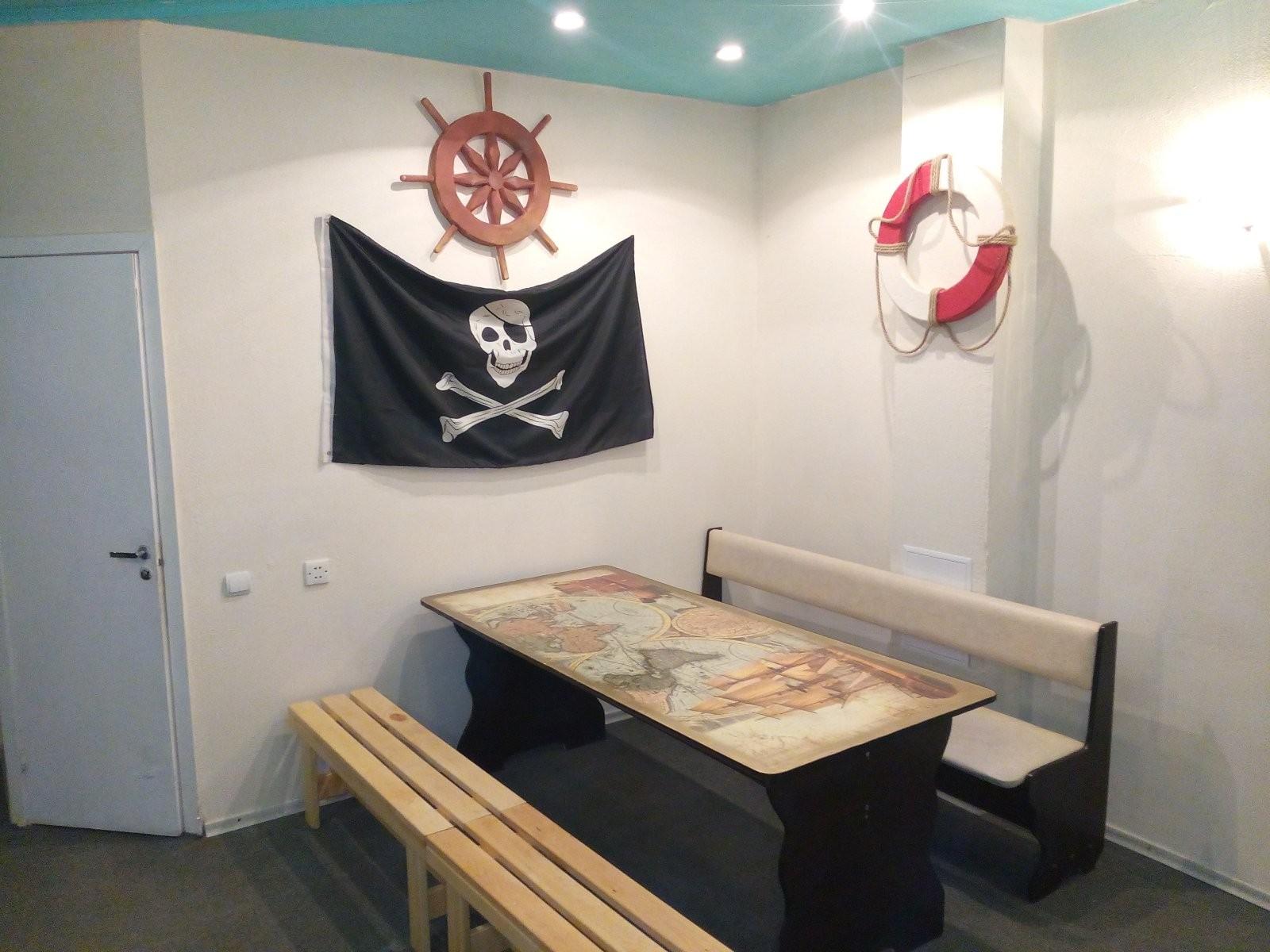 Остров пиратов, сауна - №25