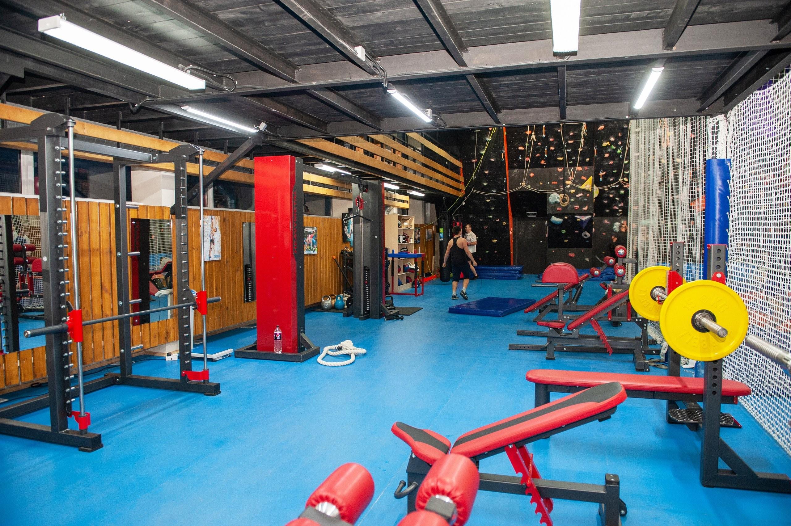 Первый, спортивный комплекс - №2