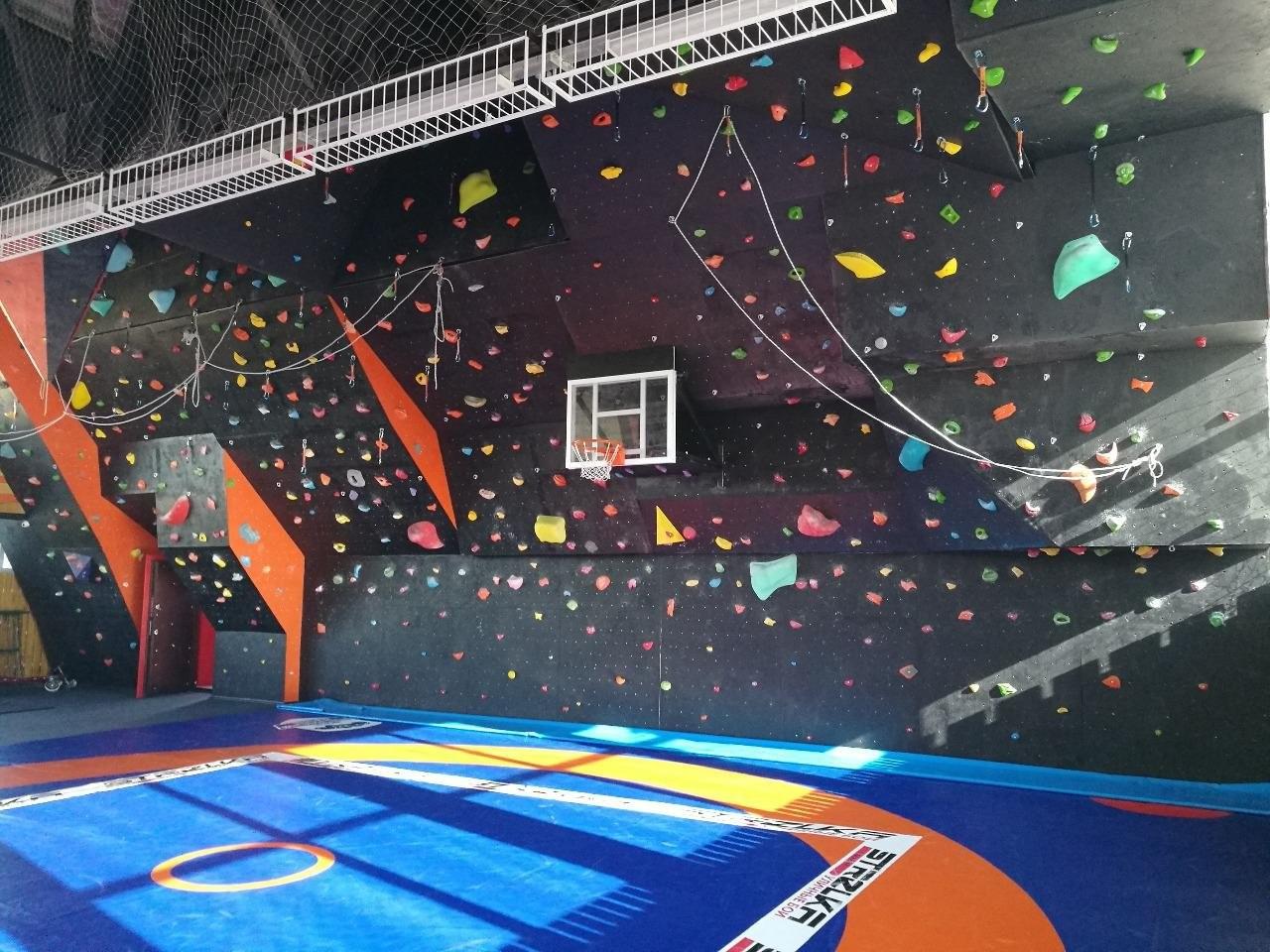 Первый, спортивный комплекс - №5