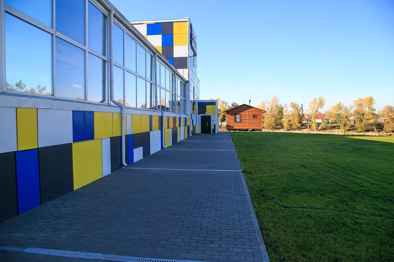Первый, спортивный комплекс - №37