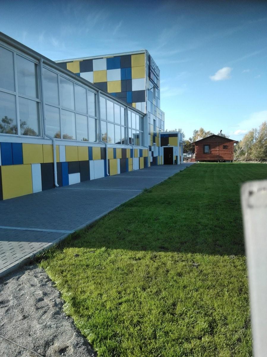 Первый, спортивный комплекс - №45