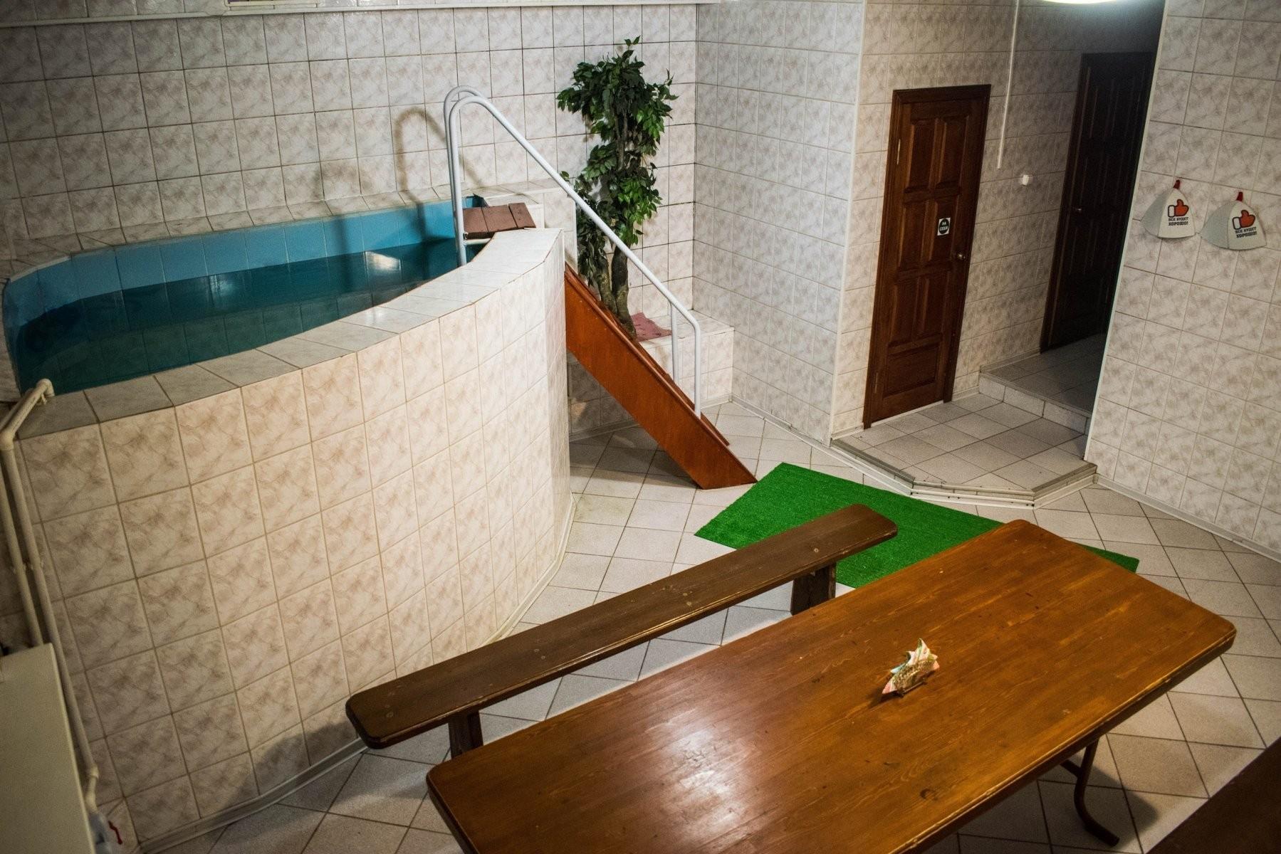 Мастер, баня на дровах - №2