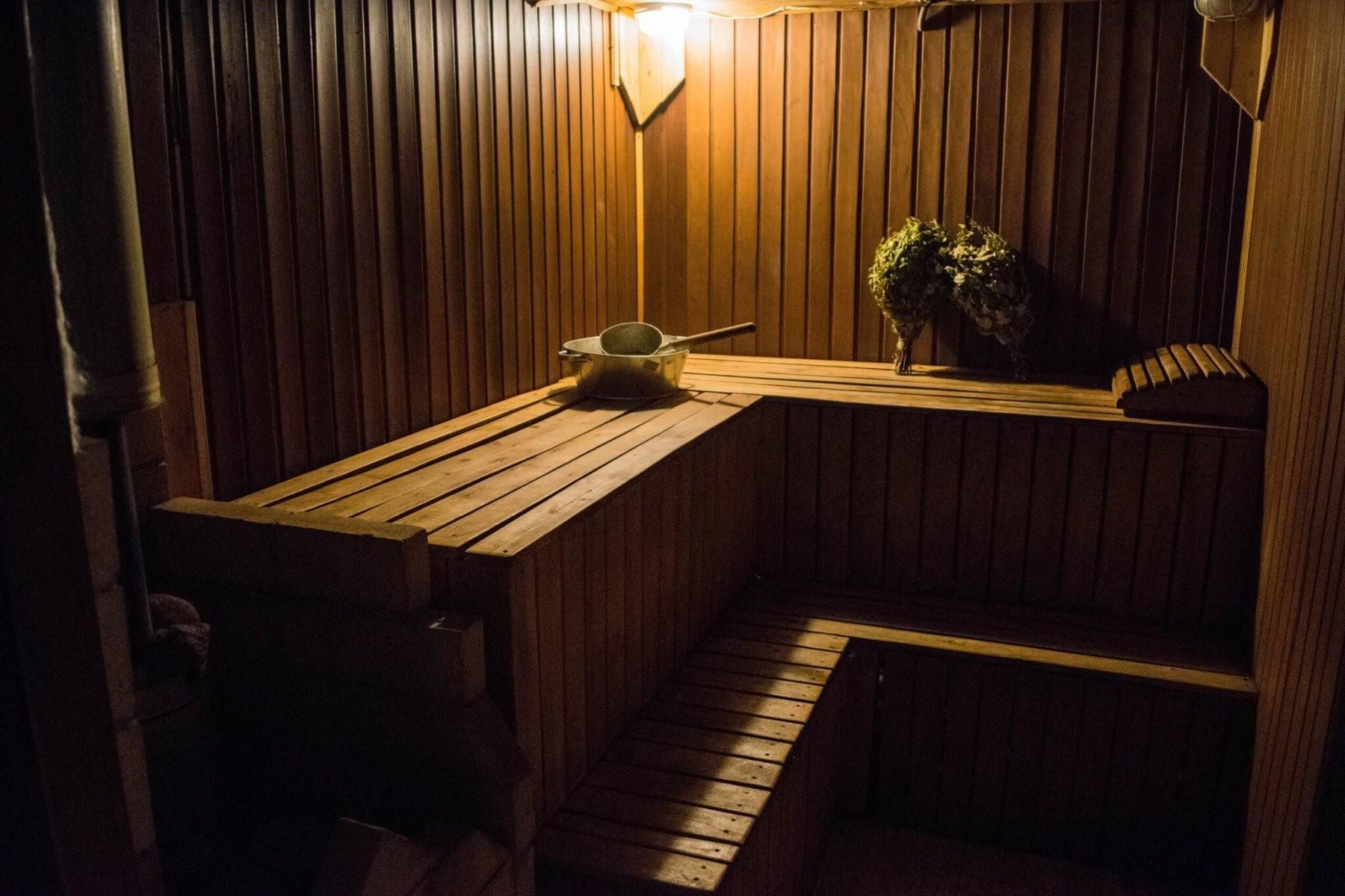 Мастер, баня на дровах - №4