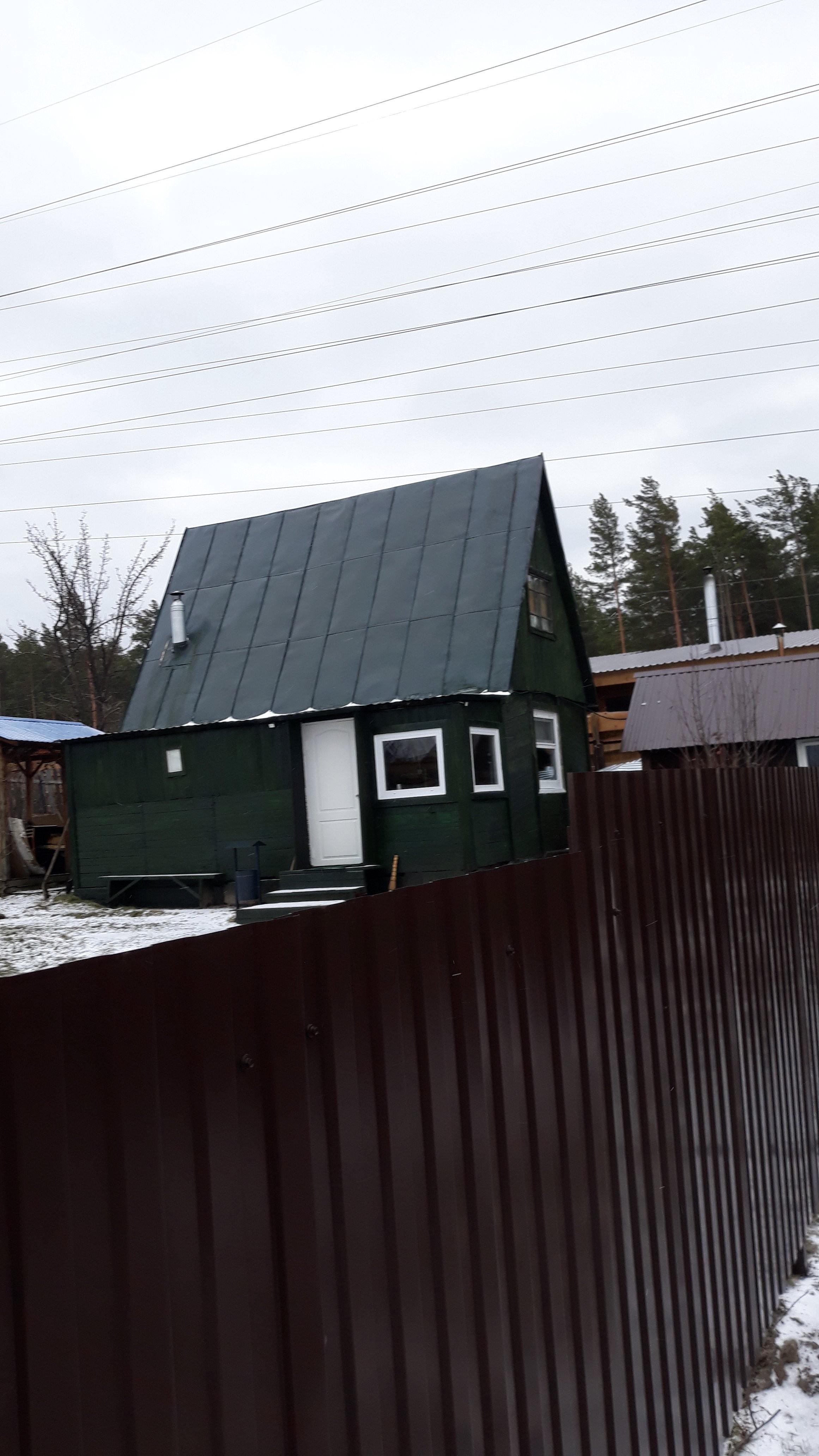 Зелёный дом, база отдыха - №5