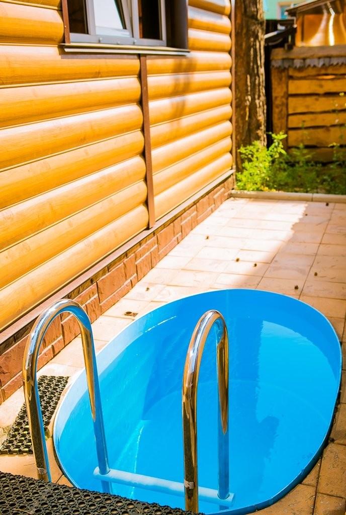 Баньки на Праге, банный комплекс - №13